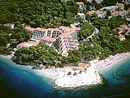 Croazia Makarska riviera Alberghi