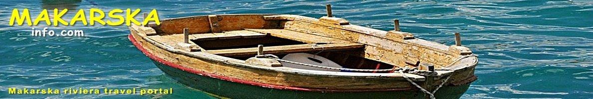 Old boat Makarska
